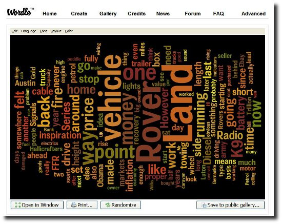 www.Concept9.co.uk Wordle to 14/08/2011