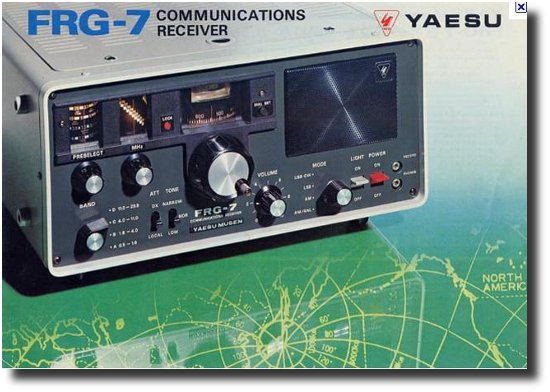 Yaesu's FRG7 Communications Receiver used the Wadley Loop