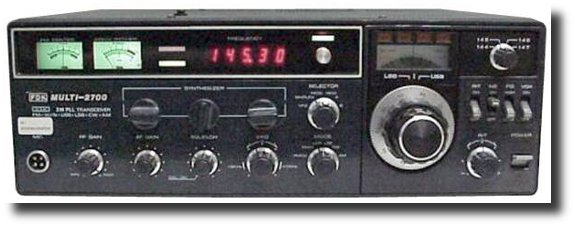 image of FDK Multimode VHF Transeiver with 10m Oscar receiver