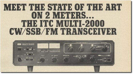 Image of ITC State Of The Art advert from 1975
