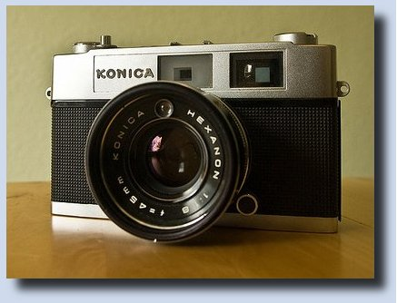 Image of the Konica Auto S2 Camera