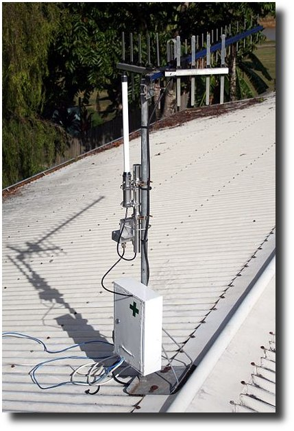 Image of Wifi antenna