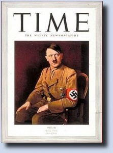 image of the cover of Time Magazine, 1930